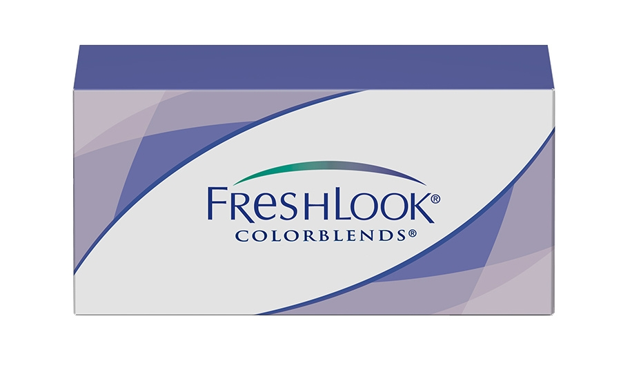 Фото: Freshlook Colorblends 2 шт.<span style='color:#999;'> в Казани</span>