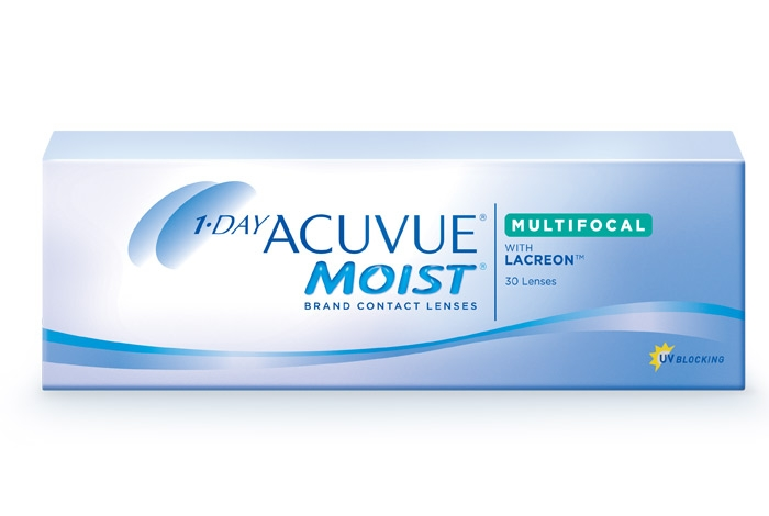 Фото:1 Day Acuvue Moist Multifocal 30 шт.<span style='color:#999;'> в Елабуге</span>